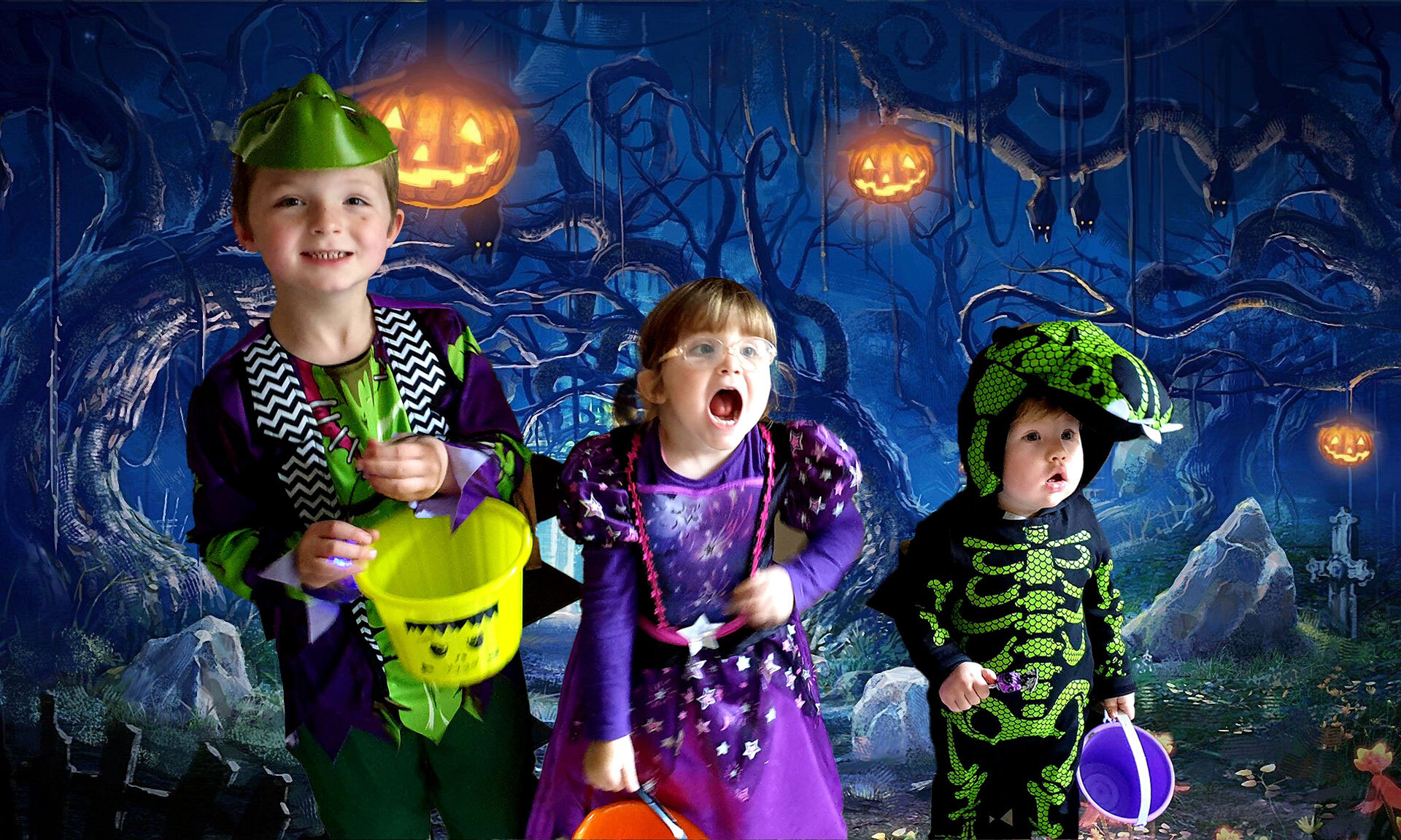 Halloween Monster ball
