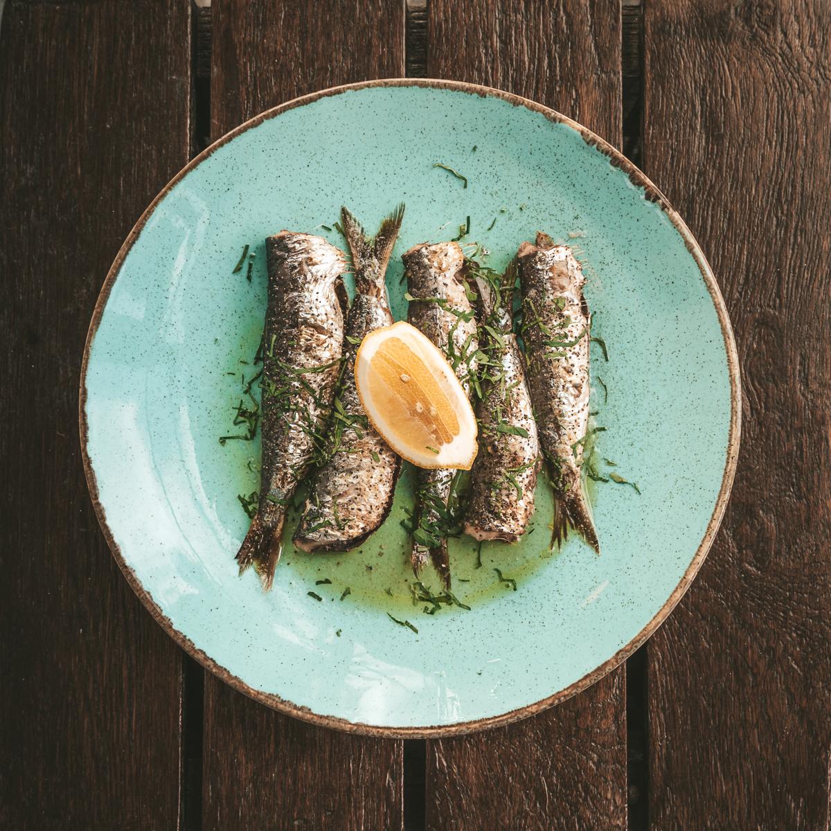 food sardines